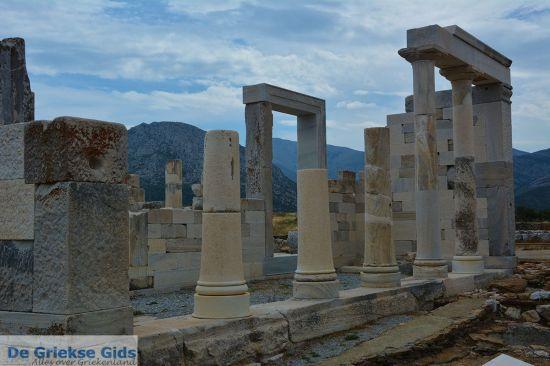 Sangri Naxos Tempel van dimitra